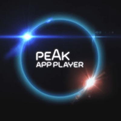 Peak-app-player